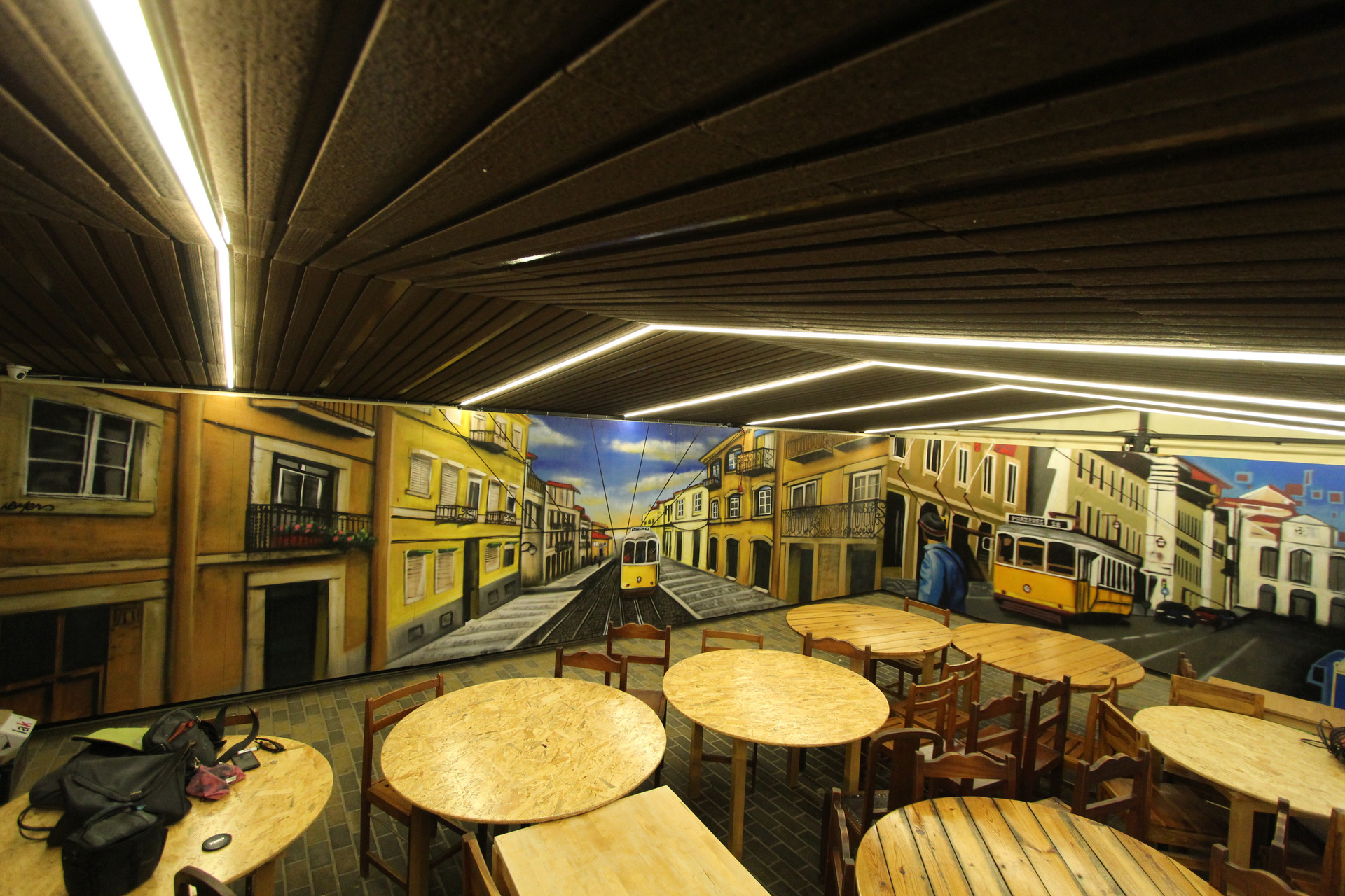 Decor Restaurante Taverna Preciosa