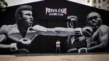The Muhammad Ali Wall by Nomen (PT/EN)