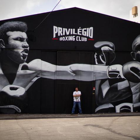 Muhammad Ali Tribute - Privilégio Boxing Club