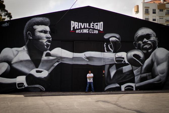 The Muhammad Ali Wall by Nomen (PT/EN)