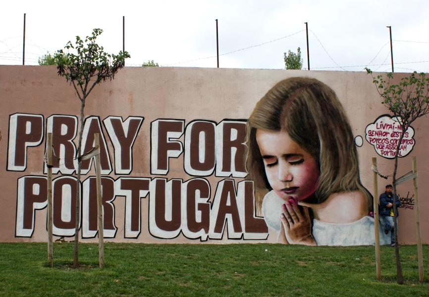 PRAY FOR PORTUGAL
