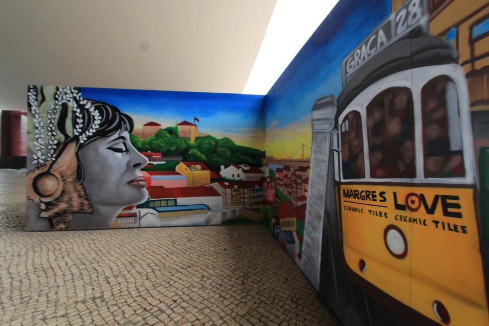 """""""Amália e Lisboa"""", Evento Archi Summit, Lisboa."""