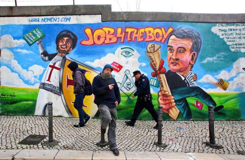 JOB 4 THE BOY