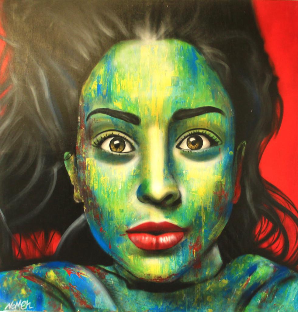 Graffiti canvas