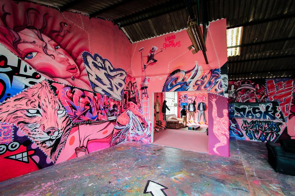 street art tour Carcavelos, Double Trouble Crew