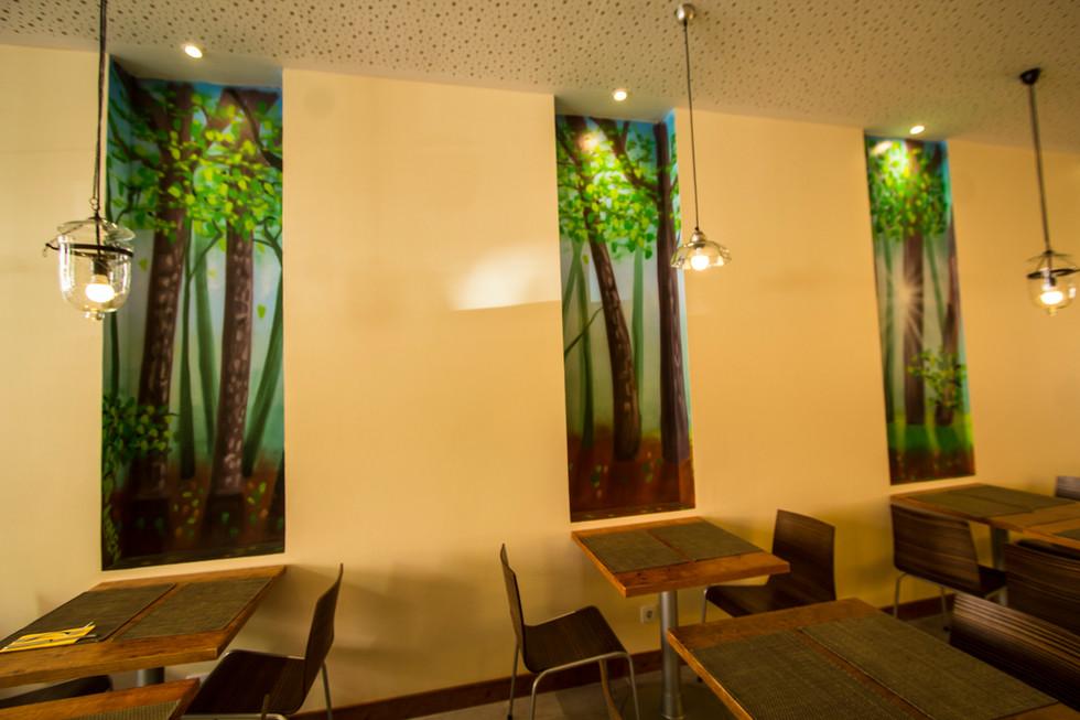 Restaurante vegetariano, Paladar Zen, lisboa.