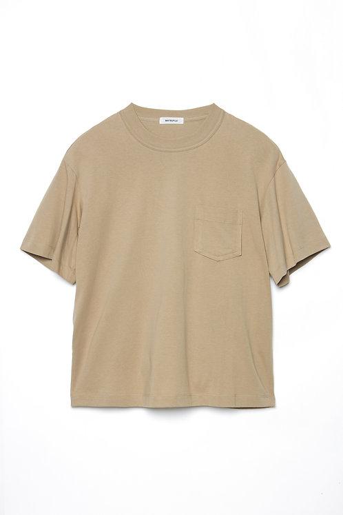 MATSUFUJI - Short Sleeve Pocket T-Shirt