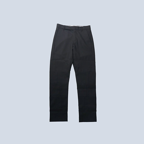 CORNERSTONE - PANELED SLIM TROUSERS