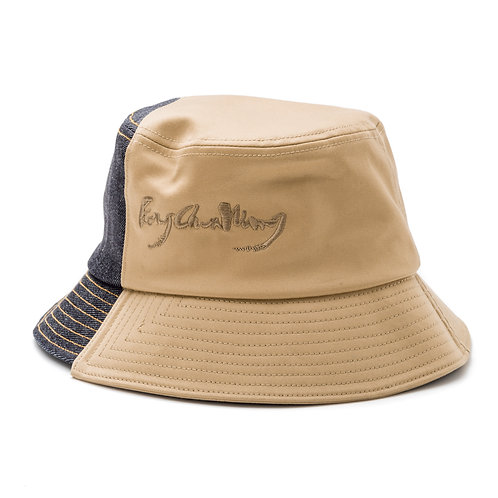 Feng Chen Wang - COTTON TWILL BUCKET HAT
