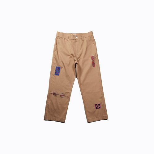 ADISH - MAKHLUT COTTON CHINO TROUSERS