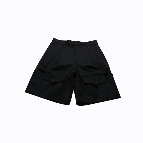 YUKI HASHIMOTO - ROLL-UP POCKET SHORTS