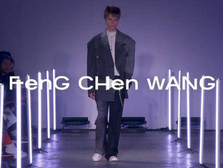 Feng Chen Wang AW20 - Pick up items