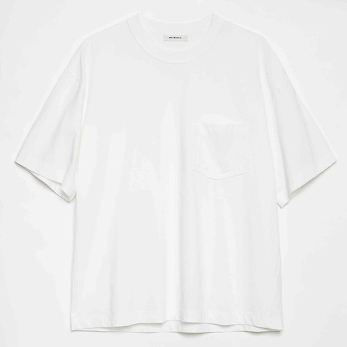 MATSUFUJI - Short Sleeve Pocket T-Shirt