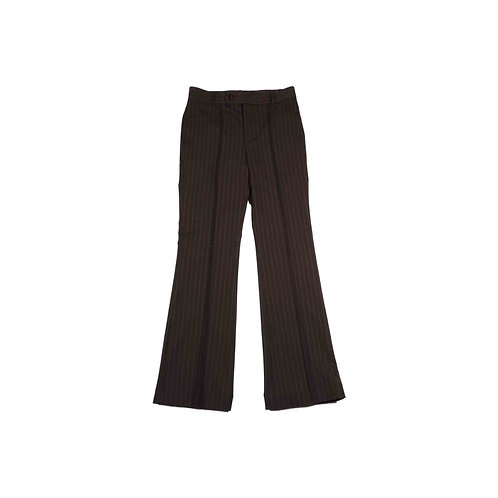 ERNEST W. BAKER - FLARE TROUSERS