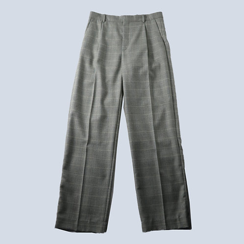 BOTTER - CLASSIC TROUSERS /GREY CHECK