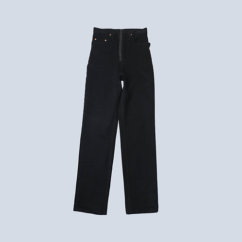 KOZABURO - 1% STRETCH SLIM LEG RUMBLE JEANS