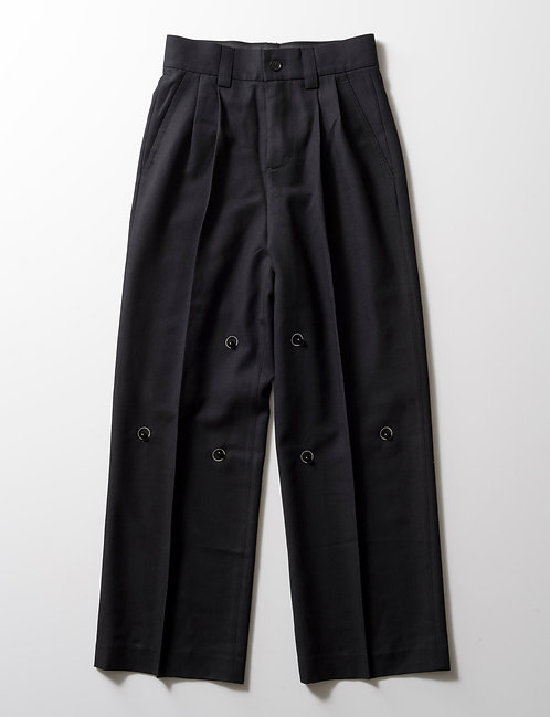 FENG CHEN WANG - PLEATED TROUSERS