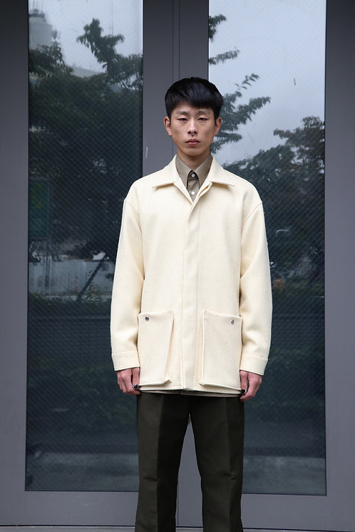 UNIFORME - PATCHED OVERSHIRT