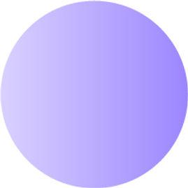 Purple Gradient Circle