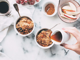 Breakfast Ideas For Busy Mornings