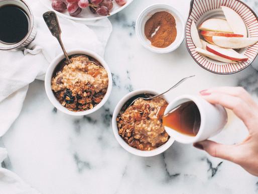 Wärmendes Quinoa-Porridge