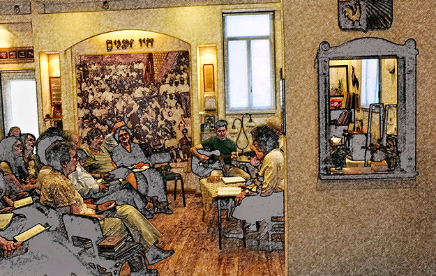 """The Seventh Day: Revisiting Shabbat"" Dorit Jordan Dotan  Photography"