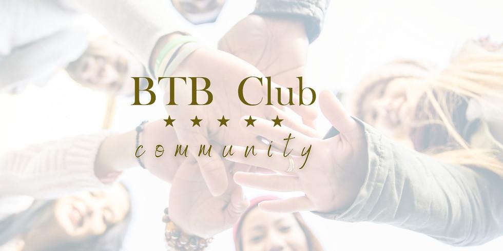 BTB Club community lunch