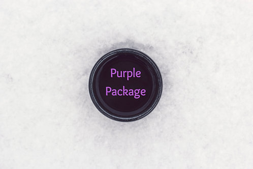 Outdoor Portraits - Purple Package