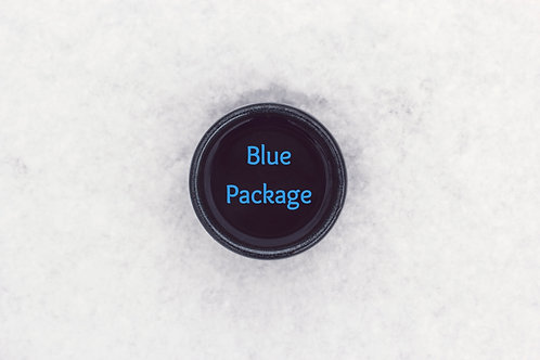 Outdoor Portraits - Blue Package