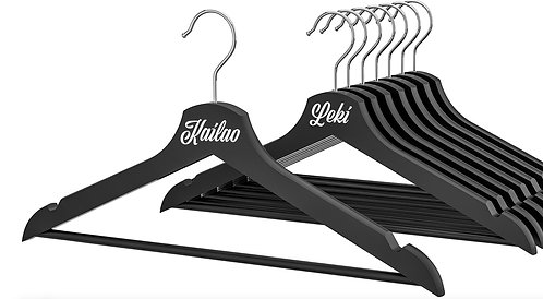 Custom Name Clothes Hanger