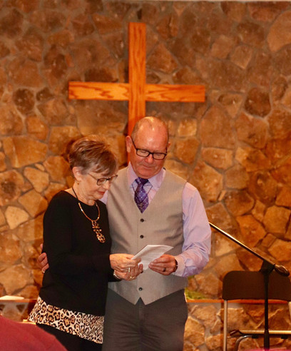 Rev Greg & Lynn Norwood
