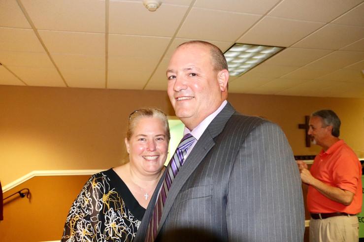 Pastor Joe & Jenifer Greene