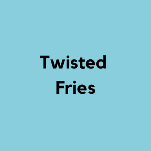Twisted Fries- AVAILABLE THURS-SUN 4-8 PM