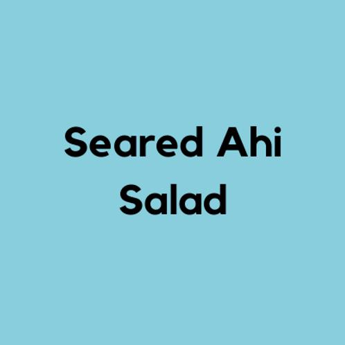 Seared Ahi Salad- AVAILABLE THURS-SUN 4-8 PM