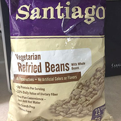 Refried Pinto Beans - dehydrated