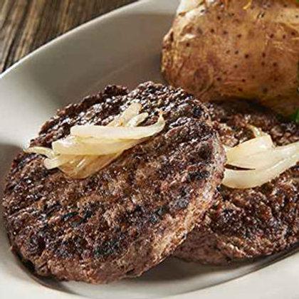 Beef Patties -Six, 8 oz patties