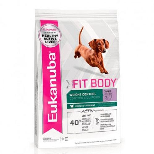 Eukanuba Weight Control Small Breed 2.3 kg