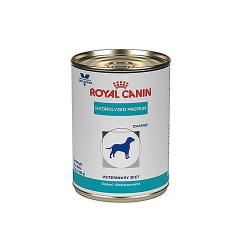 Royal Canin Hydrolyzed proteína lata