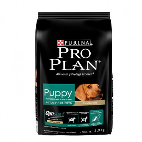 PRO PLAN dog puppy optistart large breed 3 kg