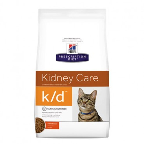 HILLS Feline K/D 3,8 KG