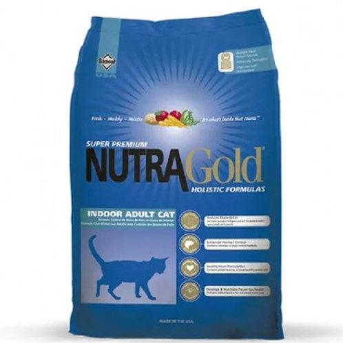 NUTRA GOLD INDOOR ADULTO CAT 3 KG