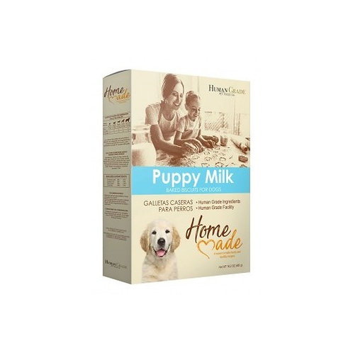 Galletas Caseras Puppy Milk