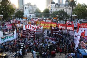 20 de diciembre: Marcha contra la tregua