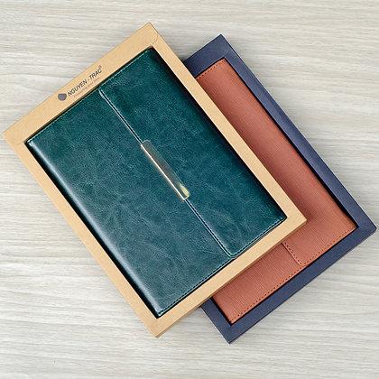 journal, notebook, nguyen trac, leather book, jakory