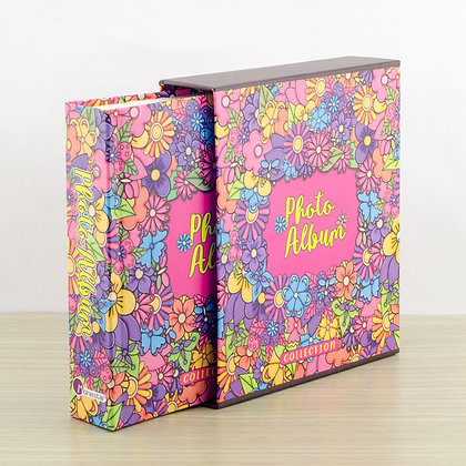 photo album book, flat binding, nguyen trac vietnam