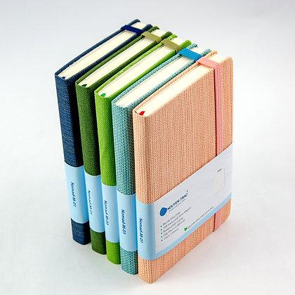 stylish notebook, nguyen trac, nomad, midi,