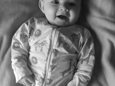 5 måneder gammel