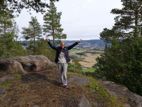 Tur til Sølvsberget