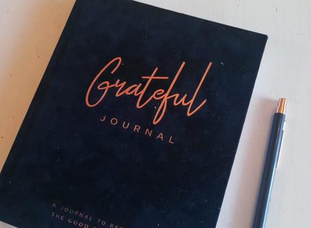 Takknemlighetsdagbok