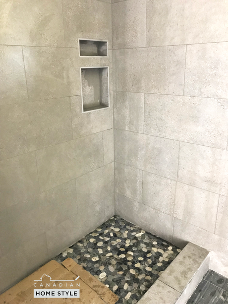 Custom Shower by Canadian Home Style